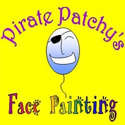 Pirate Patchy's Face Painting