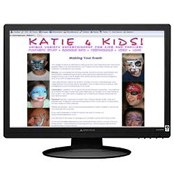 Katie Laibstain - Katie 4 Kids