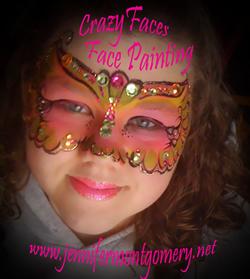 CrazyFaces Face Painting