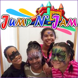 Jump N Jam Inflatables & Face Painting