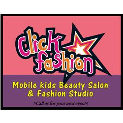 Click Fashion USA Kids Parties & Events