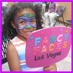Fancy Faces Facepainting Las Vegas